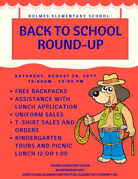 Back To School Round-Up 2017